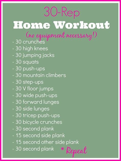 10 minute beginner s workout postpartum exercises