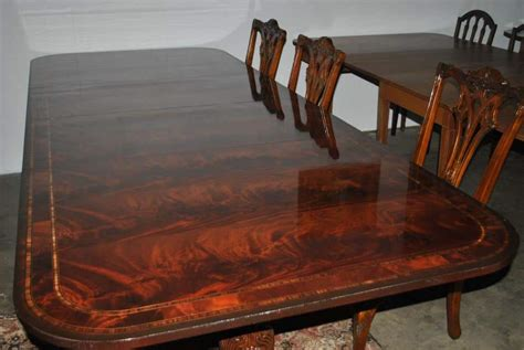 hickory chair charleston 10 ft dining table