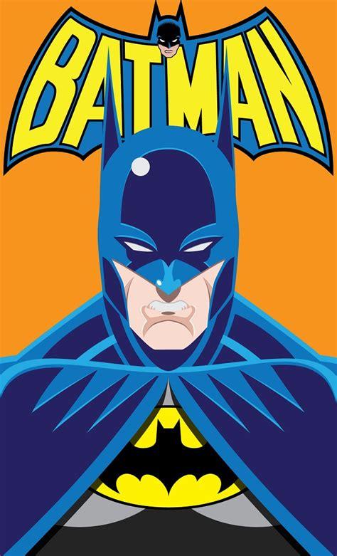 wallpaper batman retro batman vintage portrait by superheroics on deviantart