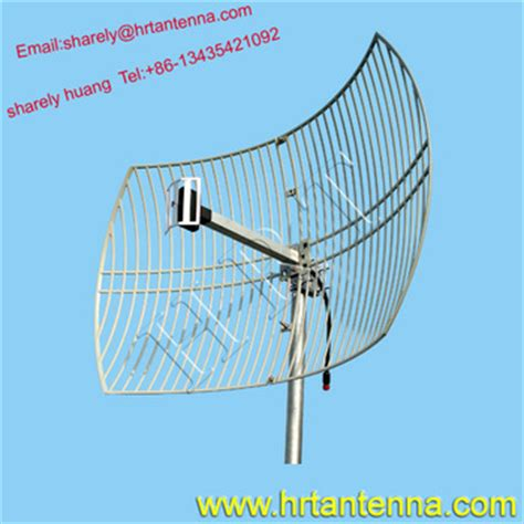 Tv Antena Plastik Jantan Limited 2 4 ghz directionnelle ext 233 rieure grille 24dbi wifi antenne fabrication buy product on alibaba