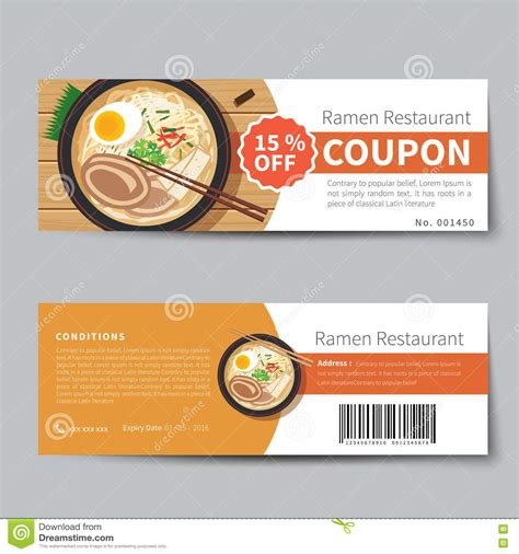 food voucher template 26 images of food coupon template learsy com