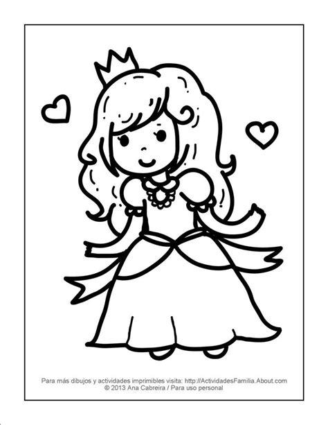 imagenes otoño para imprimir 10 dibujos de princesas para imprimir y colorear