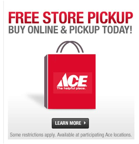 Ace Hardware Sweepstakes 2017 - georgine saves 187 blog archive 187 good deal ace hardware 10 off 75 purchase