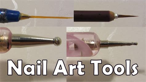 how to make your own nail tools at home