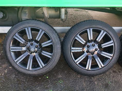 20 inch range rover sport wheels range rover sport alloy wheels 20 inch stormer halesowen