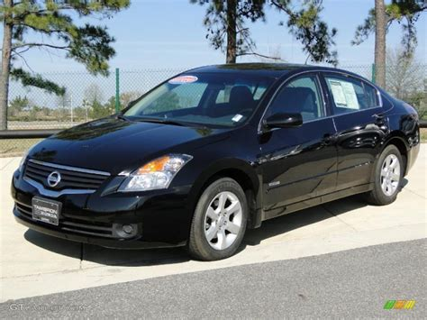 nissan altima black nissan altima 2009 black