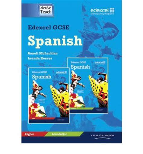 edexcel a level spanish 1471858316 free download edexcel gcse spanish active teach epub by anneli mc lachlan leanda reeves pdf