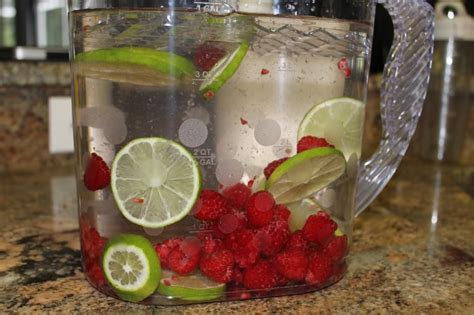 Raspberry Lime Water Detox by Healthy Weight Loss Detox Water Recipe Ideas Water