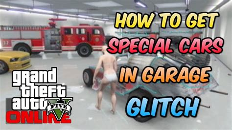 Gta 5 Special Vehicles In Garage by Gta 5 How To Get Special Cars In Your Garage