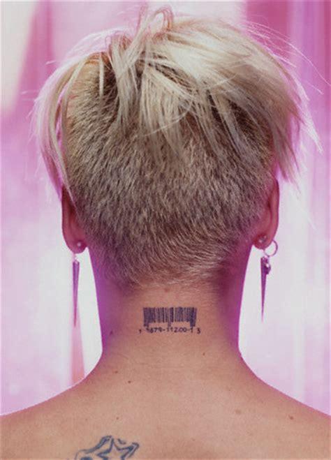 barcode tattoo on neck necktattoo designs chris barcode tattoo azkaban artwork