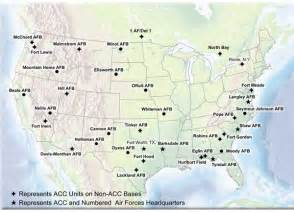 air bases united states map air combat command