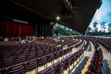 Miller Out Door Theater by Top 10 Houston Attractions