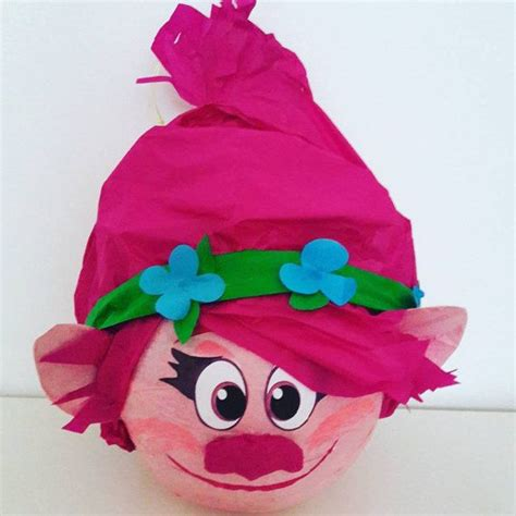 Pinata Trolls By Pinata Dimi 34 best images about troll bday ideas on