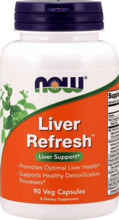 Liver Detox Supplements Bodybuilding by Now Liver Detoxifier Regenerator At Bodybuilding