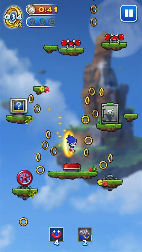 Platform Sonic sonic jump sega