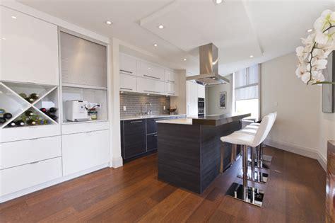 Modern Condo Kitchen Design Condo Kitchen Contemporary Kitchen Toronto By