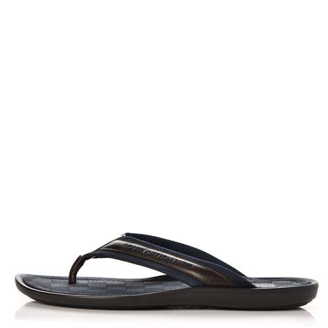 louis vuitton mens sandals louis vuitton mens canvas damier tulum sandals 11