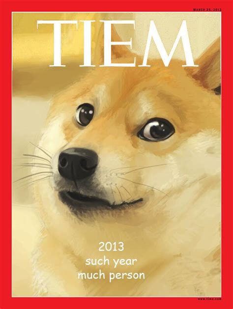 year of the doge such meme very 2013 wow