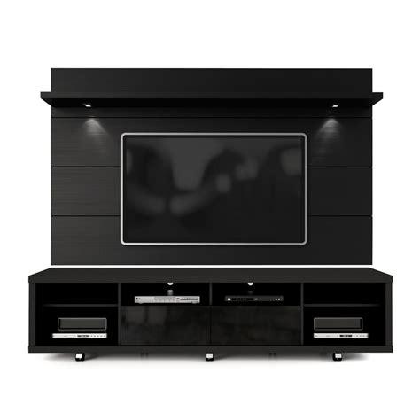 manhattan comfort cabrini entertainment center manhattan comfort cabrini black gloss and black matte
