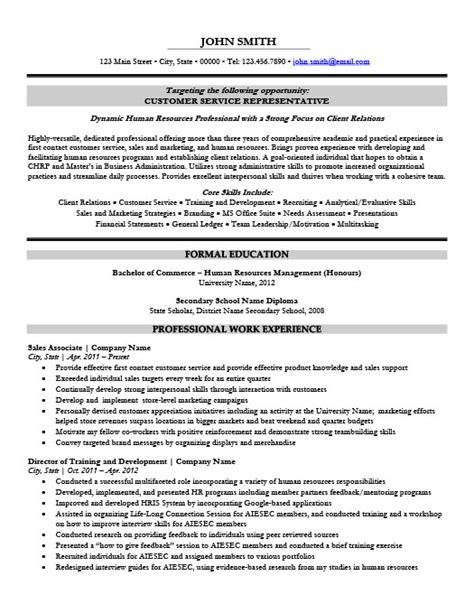 Resume Templates 101 by Customer Service Representative Resume Template Premium