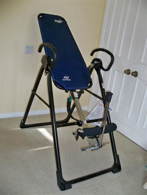 Teeter Hang Up Inversion Table by Teeter Hang Ups Inversion Table Gl9500 Best Price
