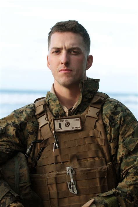 marine corps officers haircut dvids images canton native u s marine officer leads