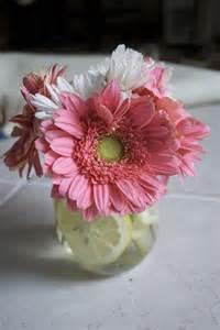 Rectangular Vases Cheap Diy Daisy Wedding Centerpieces Weddingbee