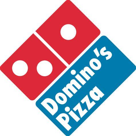 domino pizza font file dominos pizza logo svg