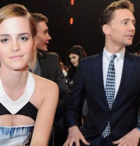 emma watson and tom hiddleston emma watson and tom hiddleston two most awesome people