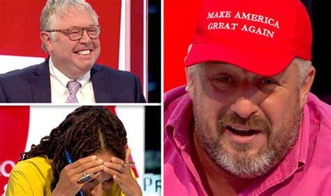 donald trump uk visit donald trump uk sas veteran stuns tv panel welcoming the