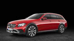 Pictures Of All Mercedes Models The New Mercedes E Class All Terrain