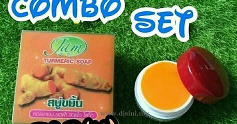 Sabun Jerawat Cantik Skin Care Baratajaya gedung cantik 0195149989 sabun kunyit krim kunyit