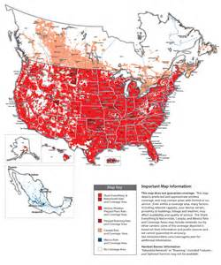 verizon coverage map canada voice map mobile living by verizon wireless