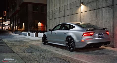 Audi Night by Start Your Day Off Right With This Rs7 From Last Night
