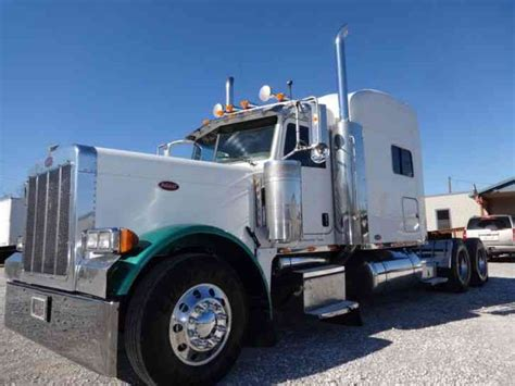 Peterbilt Sleeper Options by Peterbilt 379ex 2007 Sleeper Semi Trucks