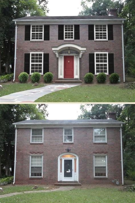 change exterior of house app 10 best ideas about shutters brick house on painted brick houses painted brick