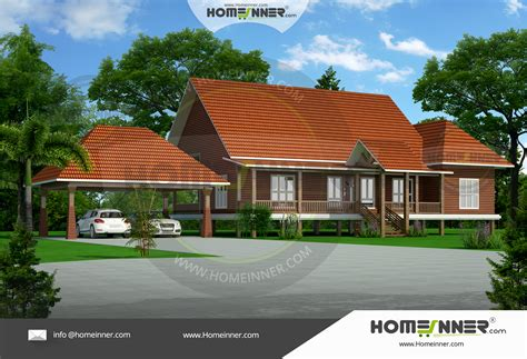 2 car garage sq ft thai home design 2500 sq ft 3 bedroom 2 car garage traditional style home plan