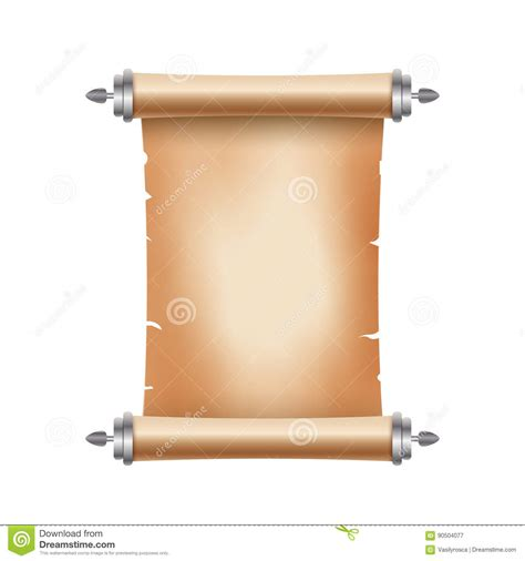 imagenes scroll html old antique scroll paper stock photo cartoondealer com