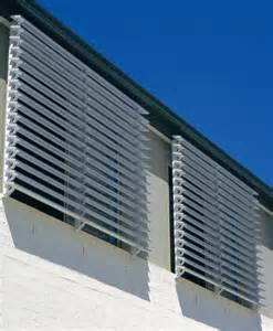 Roller Awnings Luxaflex Aluminum Louvre Awnings Capricorn Screens