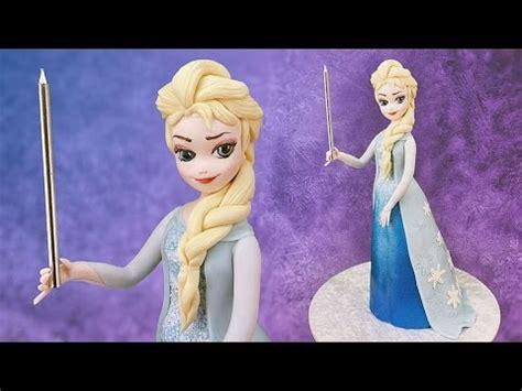 tutorial gambar elsa frozen free frozen elsa cake tutorial youtube