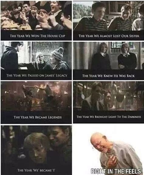 Right In The Feels Meme - right in the feels harry potter meme harry potter