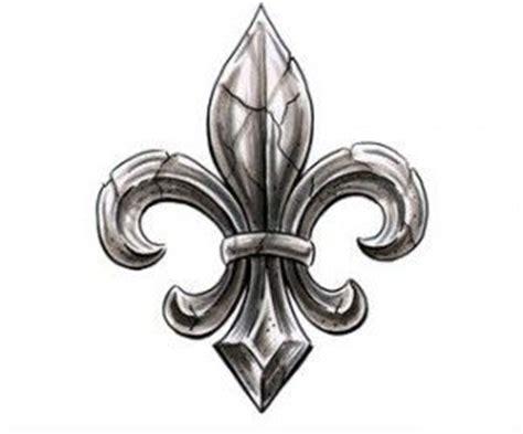 saints fleur de lis tattoo designs best 25 fleur de lis ideas on new