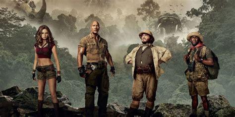 film jumanji en arabe quot jumanji 2 bienvenidos a la jungla quot cuatro posters de