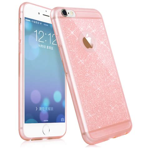 Soft Iphone 6 6s Simple Luxury Shining Cover Tpu aliexpress buy new luxury phone for iphone 5 5s