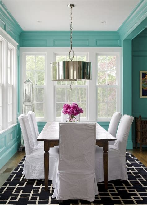 turquoise dining room home design ideas pinterest