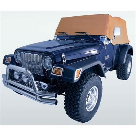 Cover For Jeep Wrangler Cab Cover Spice 92 06 Jeep Wrangler Yj Tj Jeep