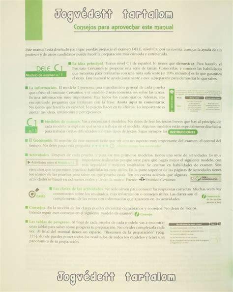 el cronometro c1 book el cron 243 metro nivel c1 incluye cd mp3 nyelvk 246 nyv forgalmaz 225 s nyelvk 246 nyvbolt nyelvk 246 nyv