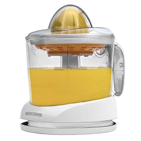 Blackdecker Citrus Juicer Cj200b1 black decker cj625 30 watt 34 ounce citrus juicer