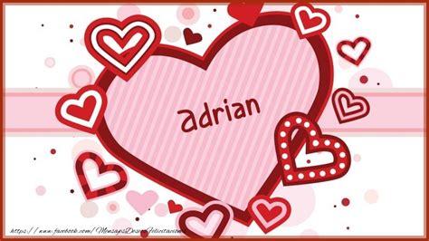 imagenes te amo nombre imagenes con el nombre de adrian te amo deseos