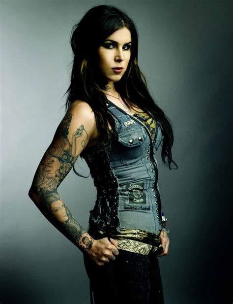 kat von dee tattoos d d photo 299312 fanpop